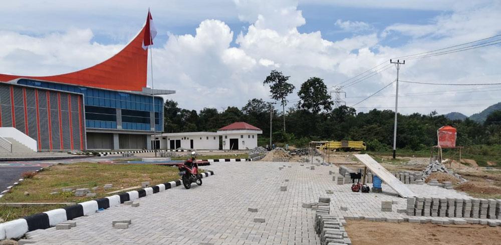 Kuntungan dan Manfat Menggunakan Paving Block Padan Taman, Parkiran dan Halaman Rumah